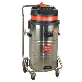 凯叻制衣工厂大面积灰尘清理工业用吸尘器凯叻GS-3078B