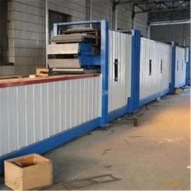 聚氨酯板材生产线-双履带式聚氨酯板材连续生产线
