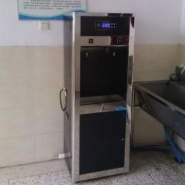 平湖工厂科悦智能冷热饮水机/办公室净化直饮机,立式过滤开水器�
