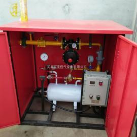 供应100 200立方CNG调压撬 压缩天然气减压供设备