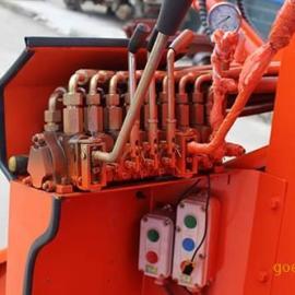 80型液压履带扒渣机,岑溪履带扒渣机,四鑫机电(多图)
