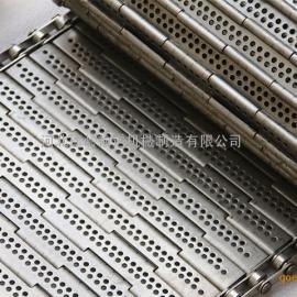 公司直销不锈钢板式输送带 螺母加工流水线传送带 金属网带厂