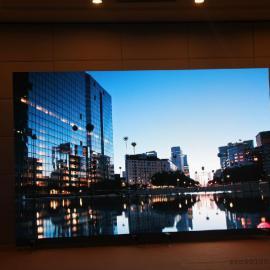8平米P2.5高清LED大屏含龙骨结构安装多少钱