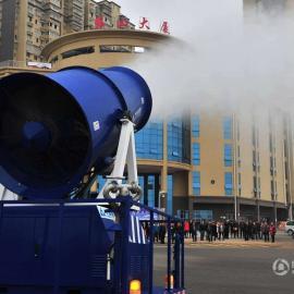 山西扬尘喷雾机雾炮批发商 FS-800A风送式远程喷雾机
