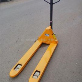 厂家直销叉车2.5吨手动液压搬运车 手动托盘车 地牛 叉车