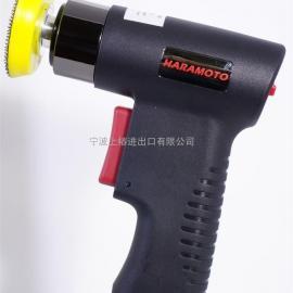 气动磨砂机 HARAMOTO砂纸打磨机 偏心抛光机
