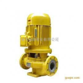 福阳泵业供应各种ISG型单级单吸立式管道离心泵管道泵配件价格