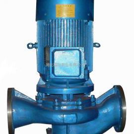 ISG80-350A立式管道离心泵灌溉节能泵小型磁力泵温州