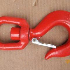 【厂家直销】多用途合金钢工业吊装起重索具设备 旋转吊钩批发