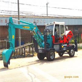 小型旋挖钻机 轮式旋挖钻机厂家