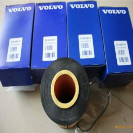 沃尔沃遍达VOLVO发动机瑞士原装机油滤芯机油格20998807