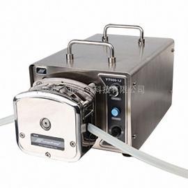 兰格工业不锈钢蠕动泵YT600-1J