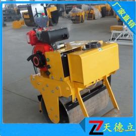 YL600S柴油单轮手扶小型压路机