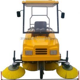 电动扫地车驾驶式电动扫地车扫路车扫地机道路清扫车小型扫地车