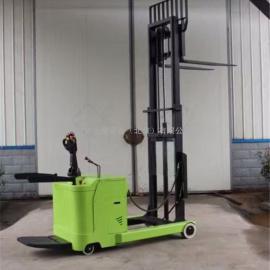 供应前移式堆高车 电动堆高车 电动叉车 配重式全电动装卸车