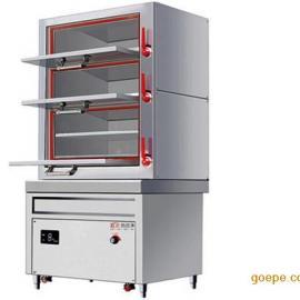 蒸饭车订做,美克厨房设备(图),蒸饭车维修