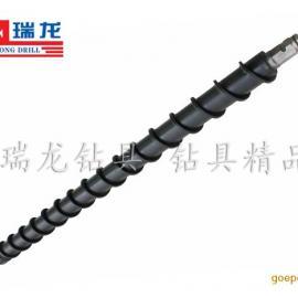 矿用地质螺旋钻杆/地质螺旋通水钻杆图片/临清瑞龙钻具公司