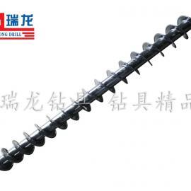 φ146出口大规格地质螺旋钻杆材质单/规格表/报价表大全
