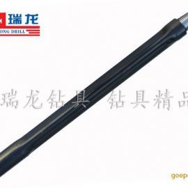 瑞龙钻具矿用新产品φ63.5三棱钻杆/固化孔壁钻杆