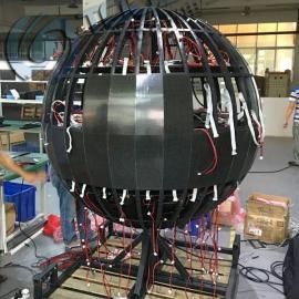 球型LED显示屏p4直径一米厂家定制价格