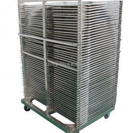 南山电子工厂车间烤箱专用不锈钢千层架卓帝