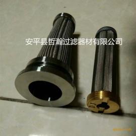 厂家供不锈钢滤芯工程机械车辆机油滤芯液压油滤芯
