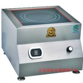 鼎龙电磁炉DL-8KW-EL 商用台式电磁煲汤炉 辫子炉