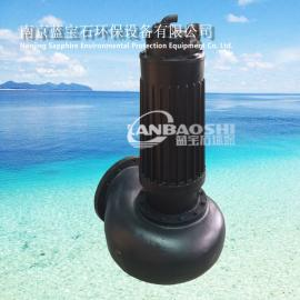 QW型��水排污泵回流泵淤泥泵�{��石15kw