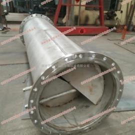 供应SK型管道静态混合器/SV型管式静态混合反应器/潍坊市鑫宇菲浩