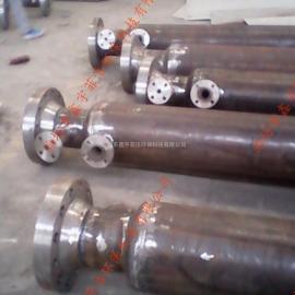 化工专用SH型管道静态混合器/在山东臻龙化工生产中的应用实例