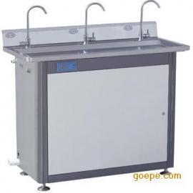 不锈钢节能饮水机/浙江温州中学校园专用/不锈钢温热饮水机