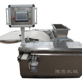 豫吉食品机械新式辊印机 新式酥性饼干机