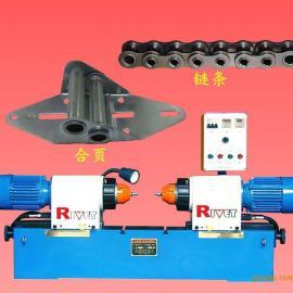 瑞威特双头铆接机(对铆机),液压铆接机,径向铆接机