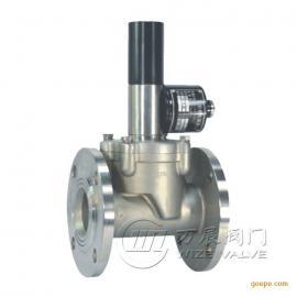 WZRK/WZRB燃气紧急切断电磁阀