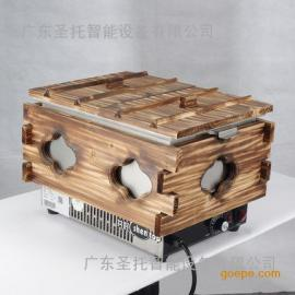 武汉半东煮 商用关东煮机 煮面炉 煮面机 麻辣烫锅 武汉小吃设备