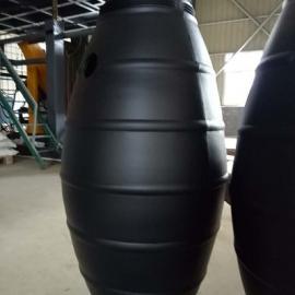 双瓮漏斗式化粪池规格