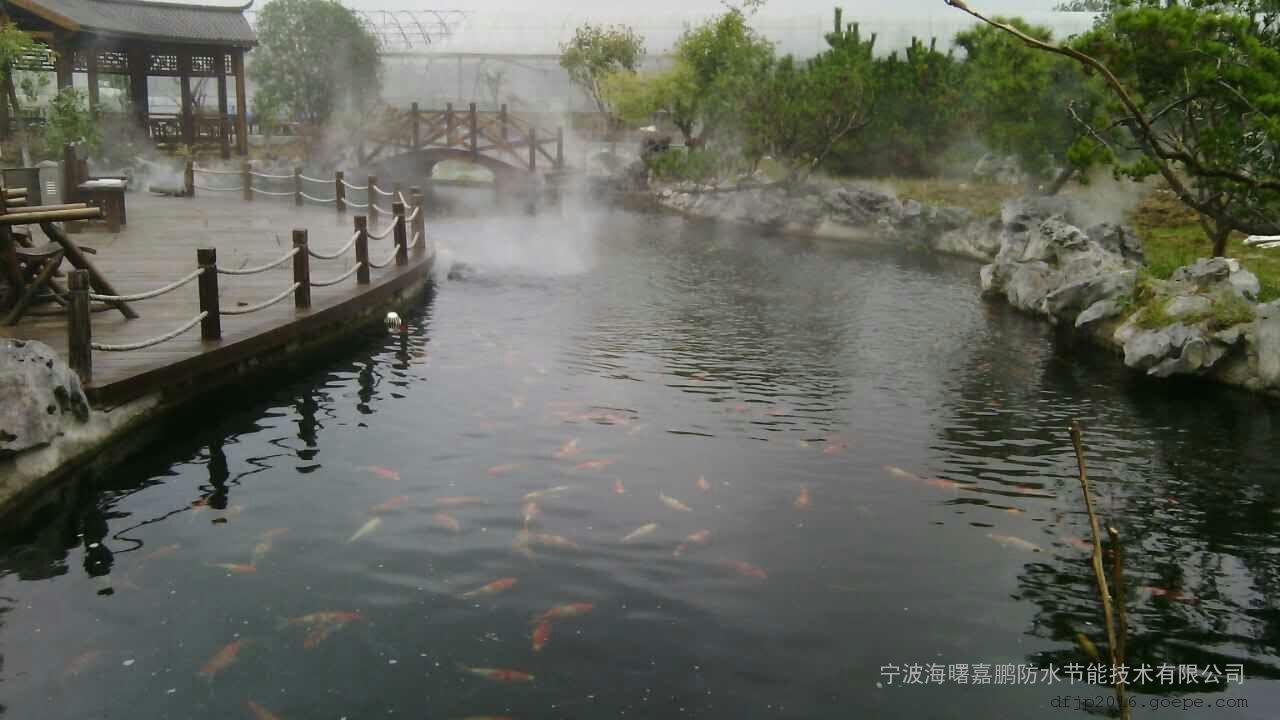杭州人造雾工程-中国精工品牌嘉鹏匠心铸造2018