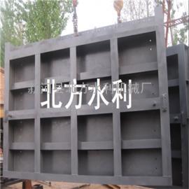 平面定轮钢制闸门重量厚度