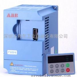 AMB/安邦信 220V 单相0.4KW变频器AMB100-0R4G-S2