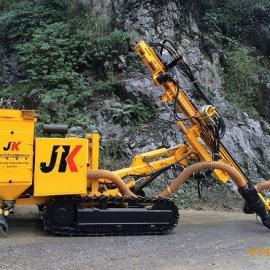 全新一代金科JK590C履带式露天矿山液压潜孔钻机厂家2016直销价格