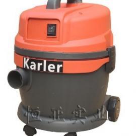 小型工厂用车间仓库工业吸尘器强吸力桶式干湿两用凯叻GS1020
