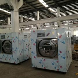 中小型宾馆建议选用洗衣机型号 酒店50公斤全自动洗衣机价格