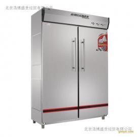 亿高RTP680A-2对开门商用远红外线高温消毒柜