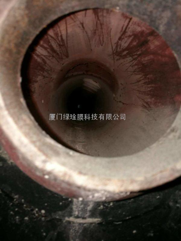 4吨锅炉在线除碳酸钙、硅酸钙垢同时免清洗