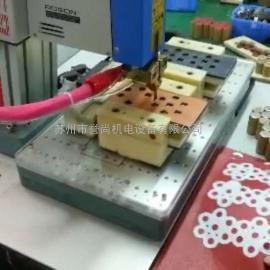 电动平板车动力电池自动点焊机宝龙点焊机