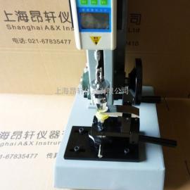 500N数显纽扣拉力测试仪,螺旋纽扣拉力试验机