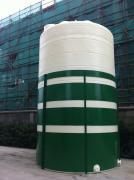供应强化材质20立方PE水箱耐腐蚀/20吨PE水箱直销