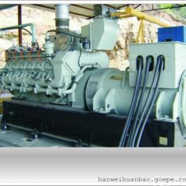 沼气发电机