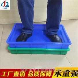 深圳塑料方盘厂家提供黄粉虫养殖盒,现货配送上门