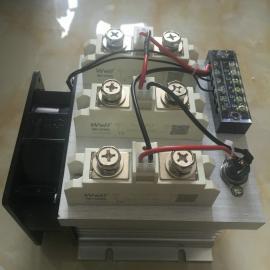 TTR3-80~400A固态继电器三相模组